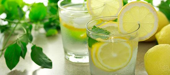 Limonlu Su İçmenin Harika 4 Faydası. | TerraCity Antalya